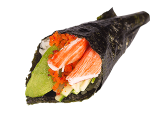 california-hand-roll